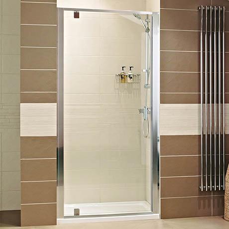 Roman - Lumin8 Pivot Shower Door - Various Size Options