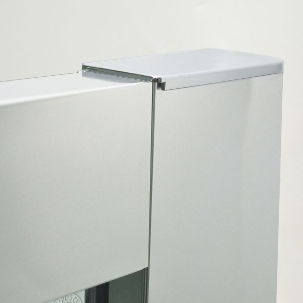 Roman - Lumin8 Pivot Shower Door - Various Size Options Feature Large Image