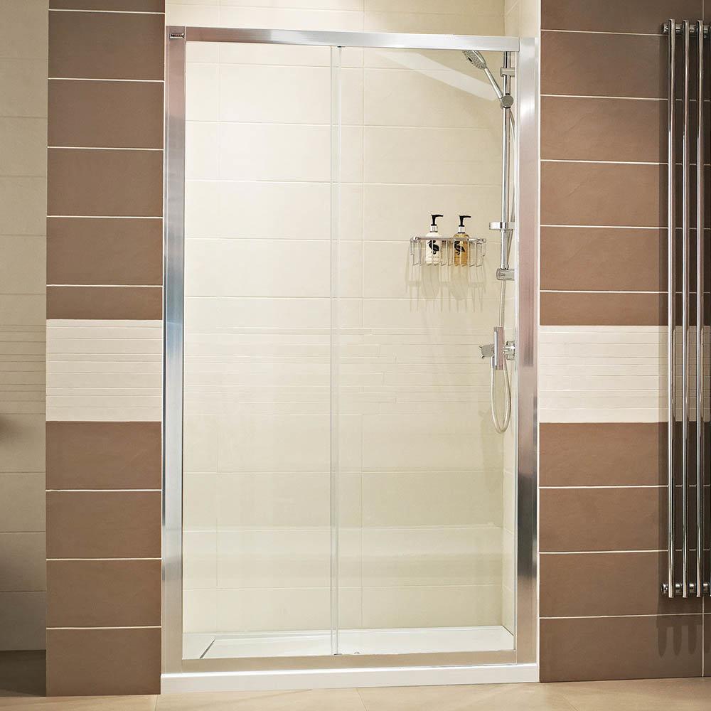 Roman - Lumin8 Sliding Shower Door - Various Size Options