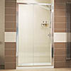 Roman - Lumin8 Sliding Shower Door - Various Size Options profile small image view 1