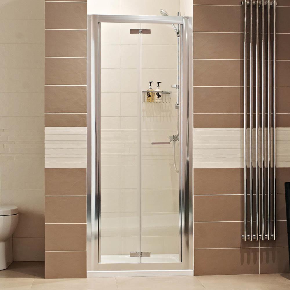 Roman - Lumin8 Bi-Fold Shower Door - Various Size Options