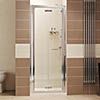 Roman - Lumin8 Bi-Fold Shower Door - Various Size Options profile small image view 1