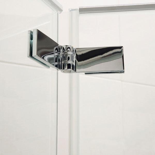 Roman - Lumin8 Bi-Fold Shower Door - Various Size Options Feature Large Image