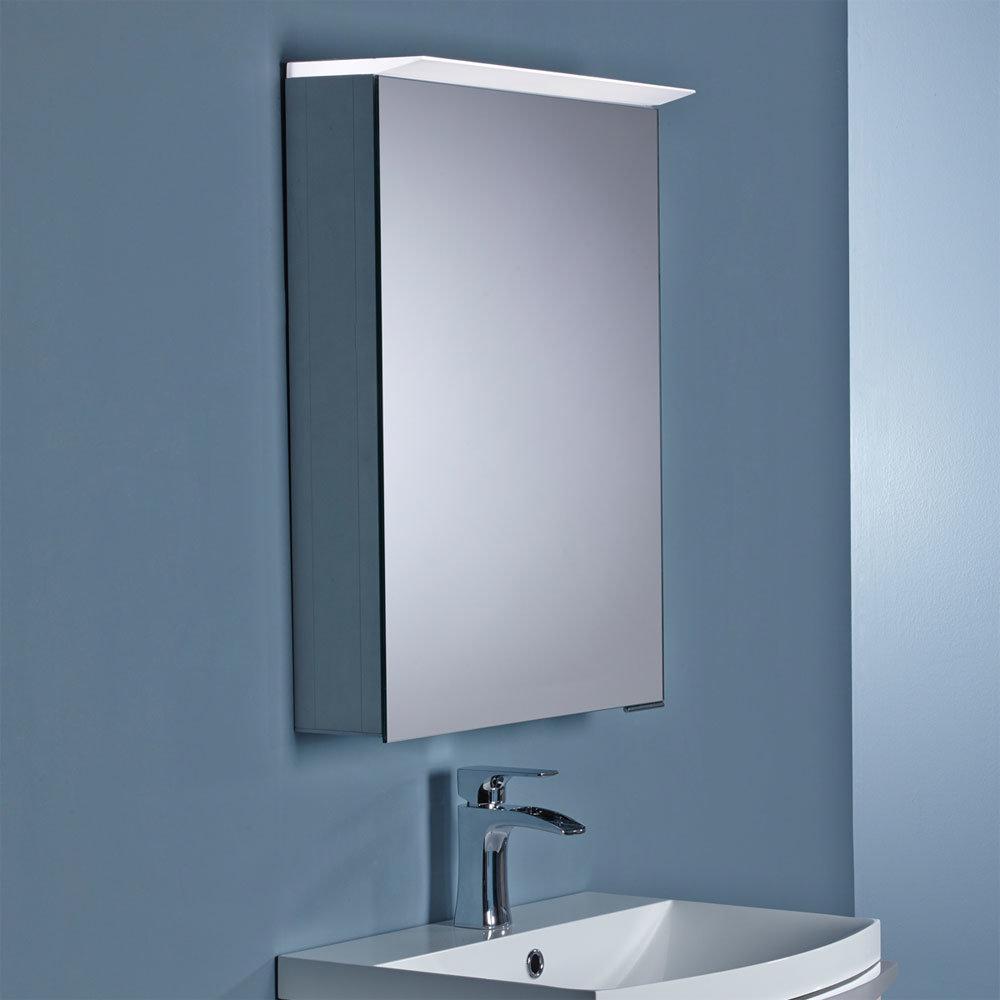 Roper Rhodes Vantage Illuminated Mirror Cabinet - VA50AL Standard Large Image