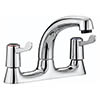 Bristan - Value Lever Deck Kitchen Sink Mixer - VAL-DSM-C-CD profile small image view 1