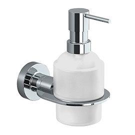 Venice Chrome Wall Mounted Soap Dispenser