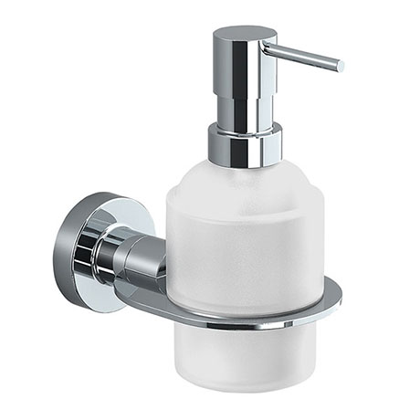Venice Chrome Wall Mounted Soap Dispenser