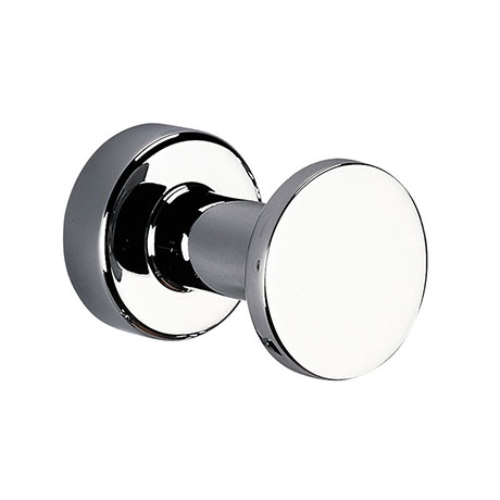 Venice Chrome Robe Hook