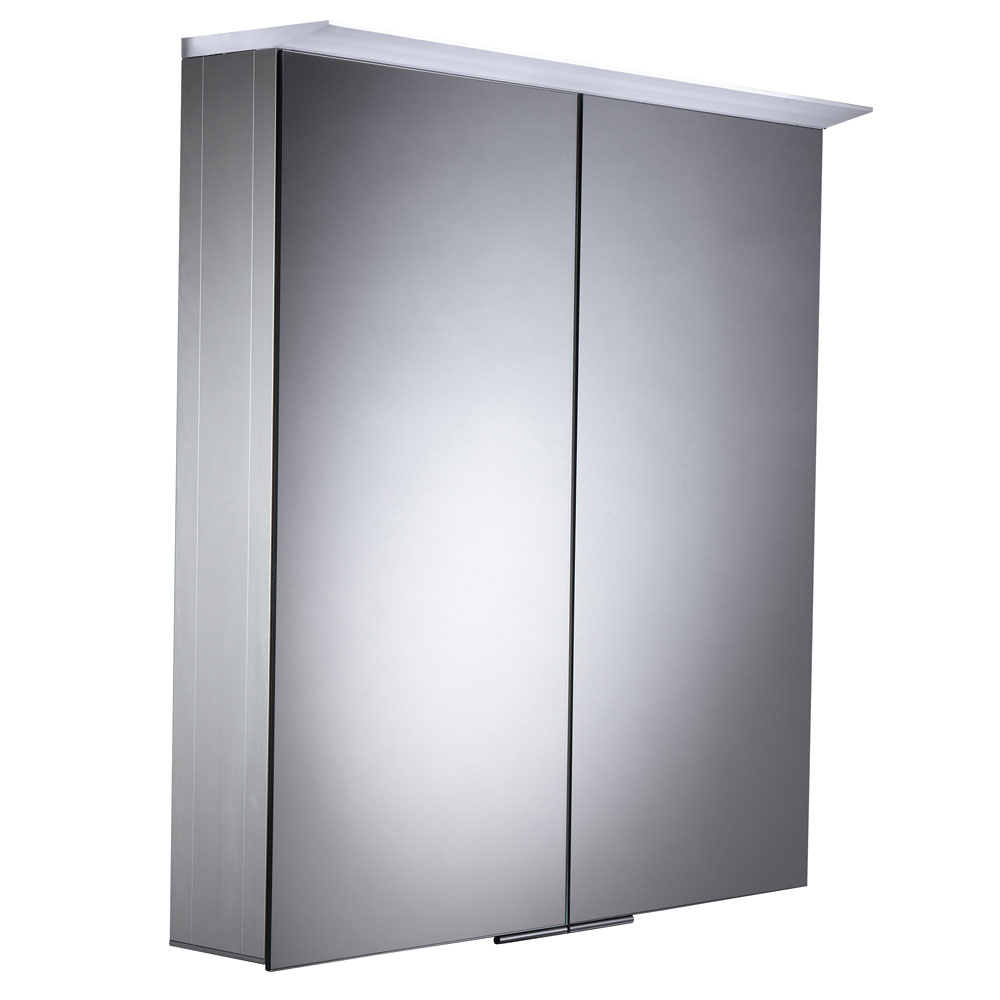 Roper Rhodes Venture Illuminated Mirror Cabinet - VE65AL Large Image