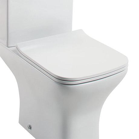 Venice Premium Slimline Soft Close Toilet Seat
