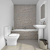 Venice Complete Bathroom Suite Package profile small image view 1