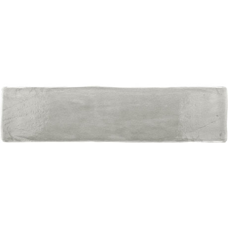 Vernon Rustic Grey Gloss Ceramic Wall Tiles 75 x 300mm
