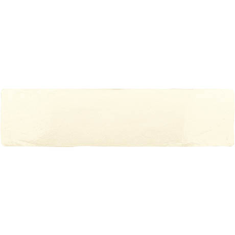 Vernon Rustic Ivory Gloss Ceramic Wall Tiles 75 x 300mm