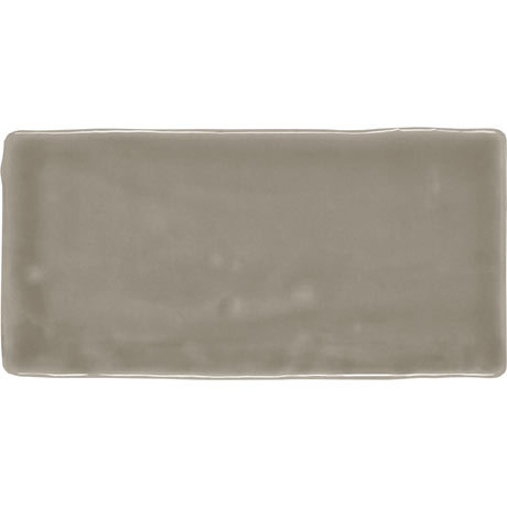 Vernon Rustic Mink Gloss Ceramic Wall Tiles 75 x 150mm