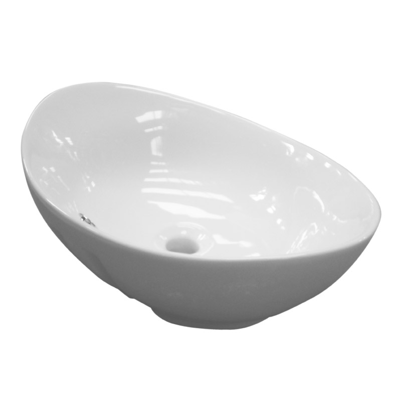 Costa Counter Top Basin - Oval Profile Large Image