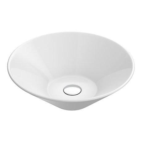 Renoir Round Counter Top Basin 0TH - 420mm Diameter