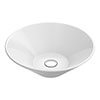 Renoir Round Counter Top Basin 0TH - 420mm Diameter profile small image view 1