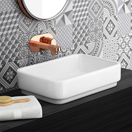 Miami Counter Top Basin 0TH - 550 x 350mm