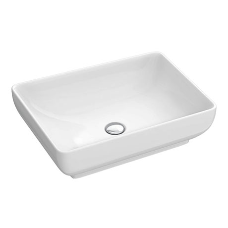 Florence Large Counter Top Basin 0TH - 600 x 450mm