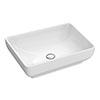 Florence Large Counter Top Basin 0TH - 600 x 450mm profile small image view 1