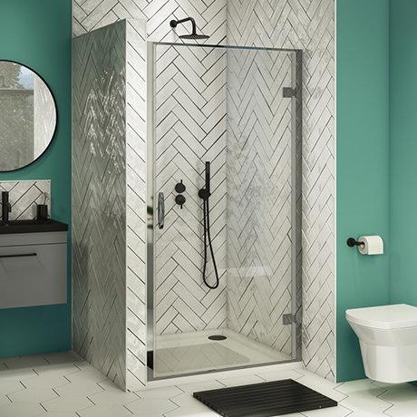Newark Hinged Shower Door - Various Sizes