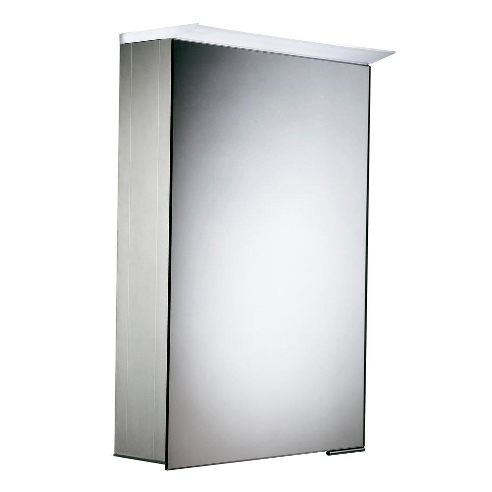 Roper Rhodes Viper Illuminated Mirror Cabinet - VI40AL Large Image