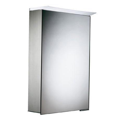 Roper Rhodes Viper Illuminated Mirror Cabinet - VI40AL