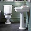 Heritage Victoria Traditional 4-Piece Bathroom Suite profile small image view 1