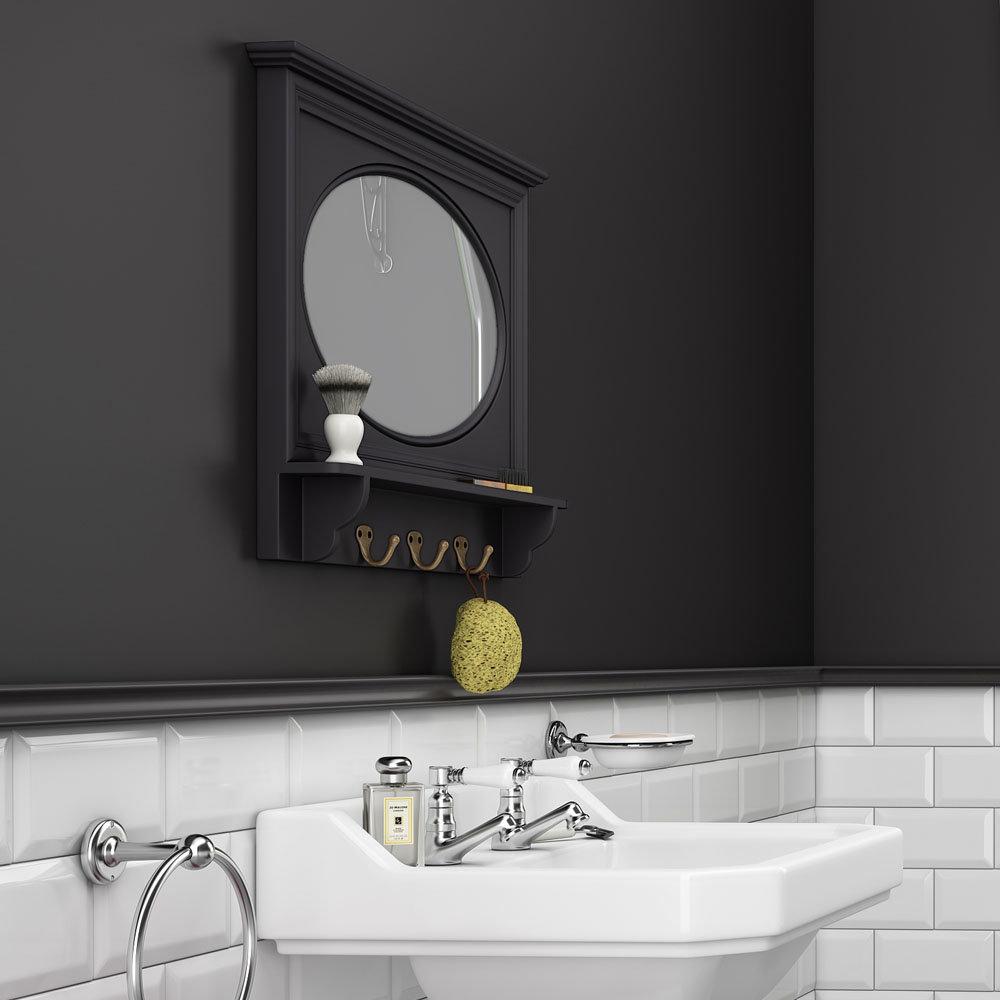 Victorian Elegance Wall Mirror