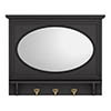 Victorian Elegance Wall Mirror profile small image view 1