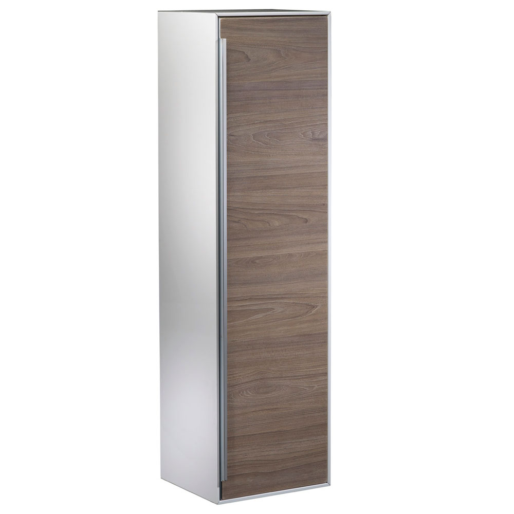 Roper Rhodes Vista 330mm Storage Unit - White/Dark Elm Large Image