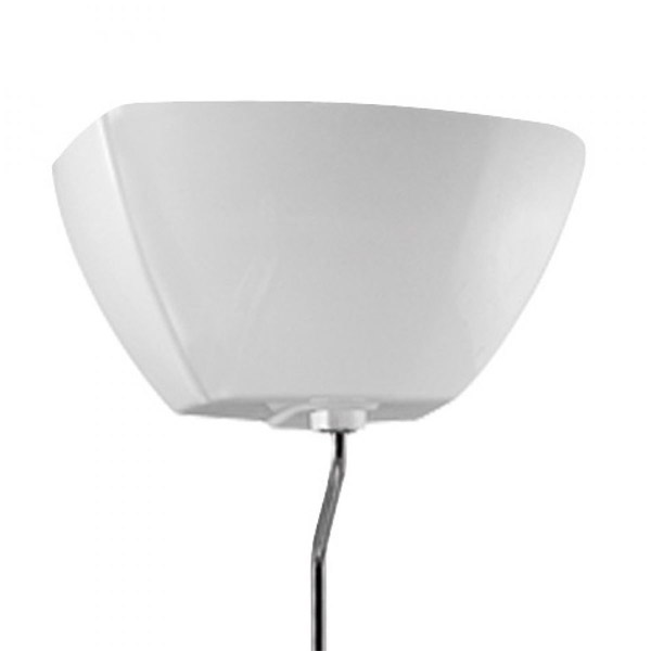 Vitra - 1 Bowl Exposed Urinal System - VIT-URI-1 profile large image view 3