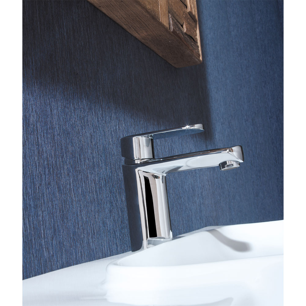 Crosswater - Voyager Monobloc Basin Mixer Tap - VO110DNC profile large image view 2