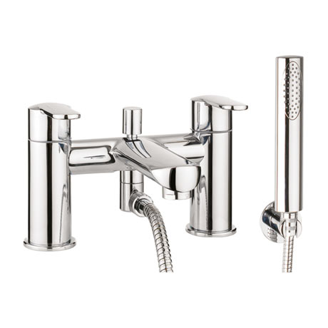 Crosswater - Voyager Bath Shower Mixer with Kit - VO422DC