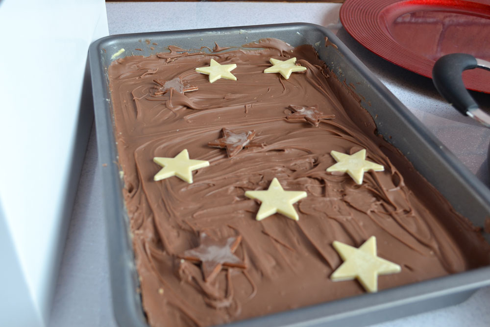 Chocolate Cake | VP's Bake Off - Claire House Children's Hospice
