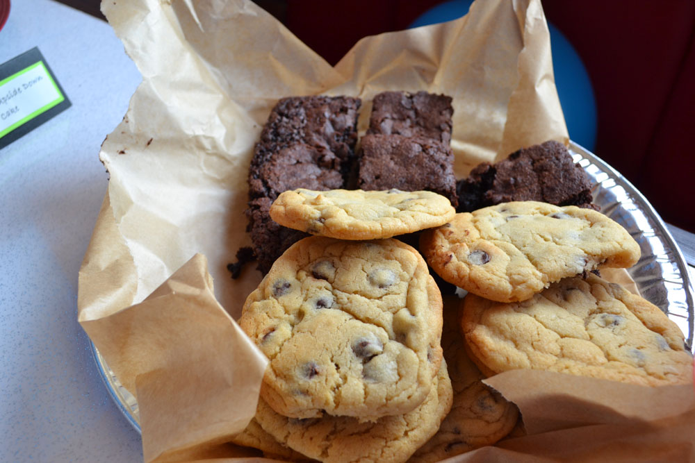 Choc Chip Cookies | VP's Bake Off - Claire House Children's Hospice