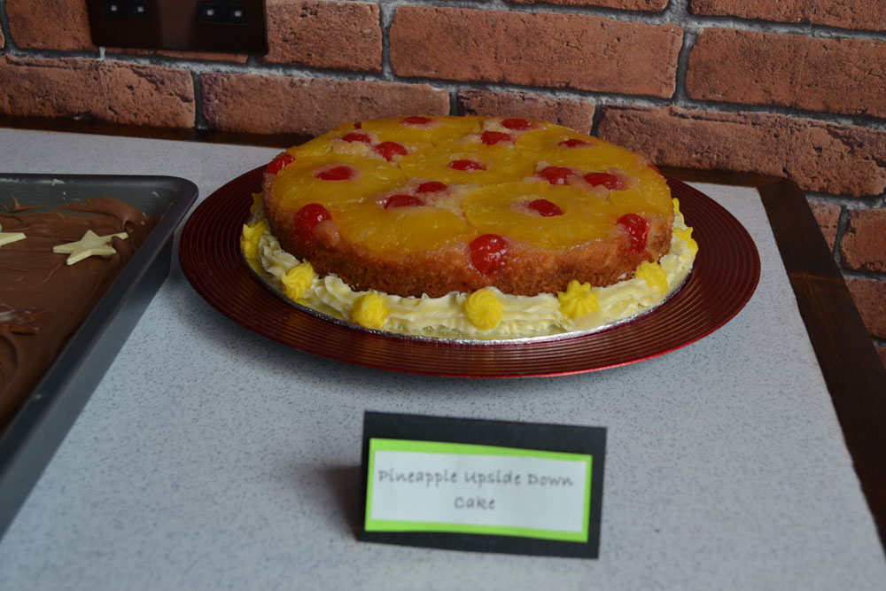 Pineapple Upside Down Cake | VP's Bake Off - Claire House Children's Hospice