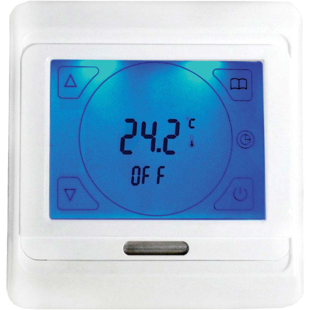 Caldo Programmable Touch Screen Thermostat Large Image