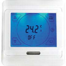 Caldo Programmable Touch Screen Thermostat Medium Image
