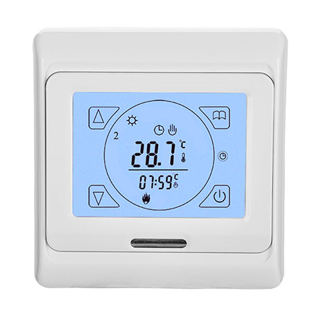 Caldo Programmable Touch Screen Thermostat