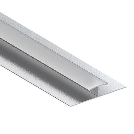 Orion H Joint - Satin Aluminium