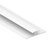 Orion H Joint - White PVC profile small image view 1