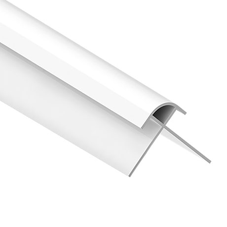 Orion External Corner - White PVC