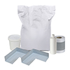 Orion Wetroom Shower Tray Installation Kit profile small image view 1