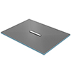 Orion 300 Linear Wetroom Rectangular Shower Tray Former (Centre Waste) profile small image view 1