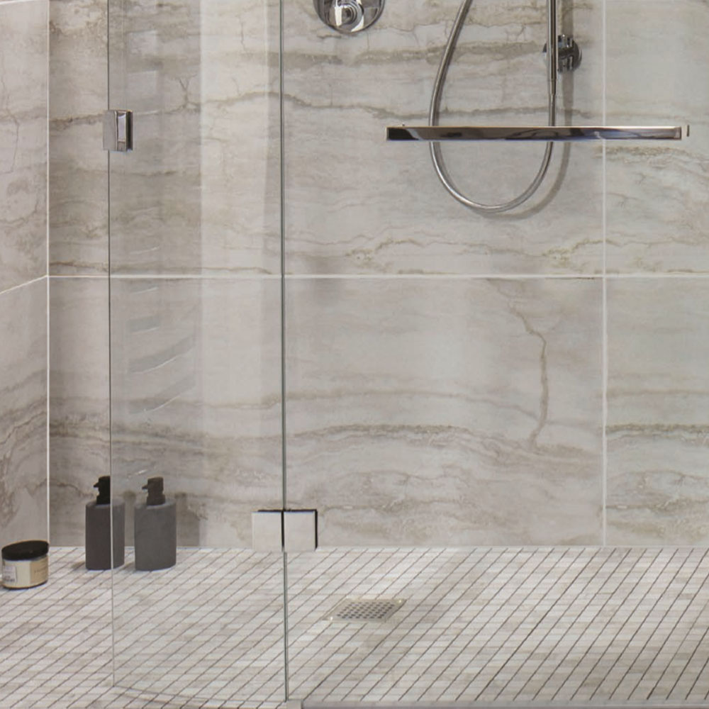 The Orion Wetroom Square Shower Tray