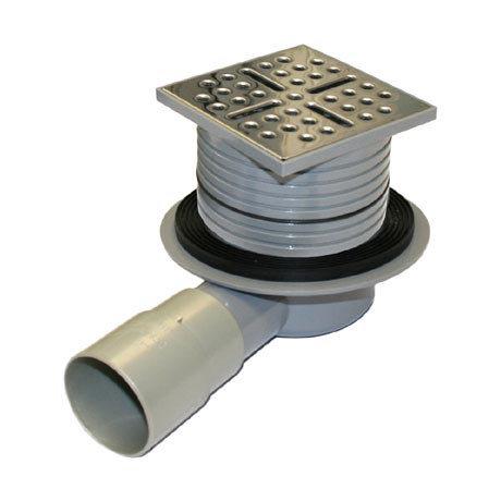 Orion Wetroom Screw Lock Shower Waste