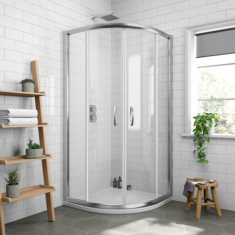 Newark 900 X 900mm Quadrant Shower