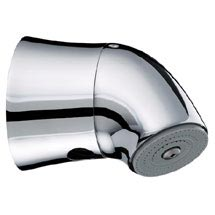 Bristan - Vandal Resistant Adjustable Exposed Showerhead - VR3000E Medium Image