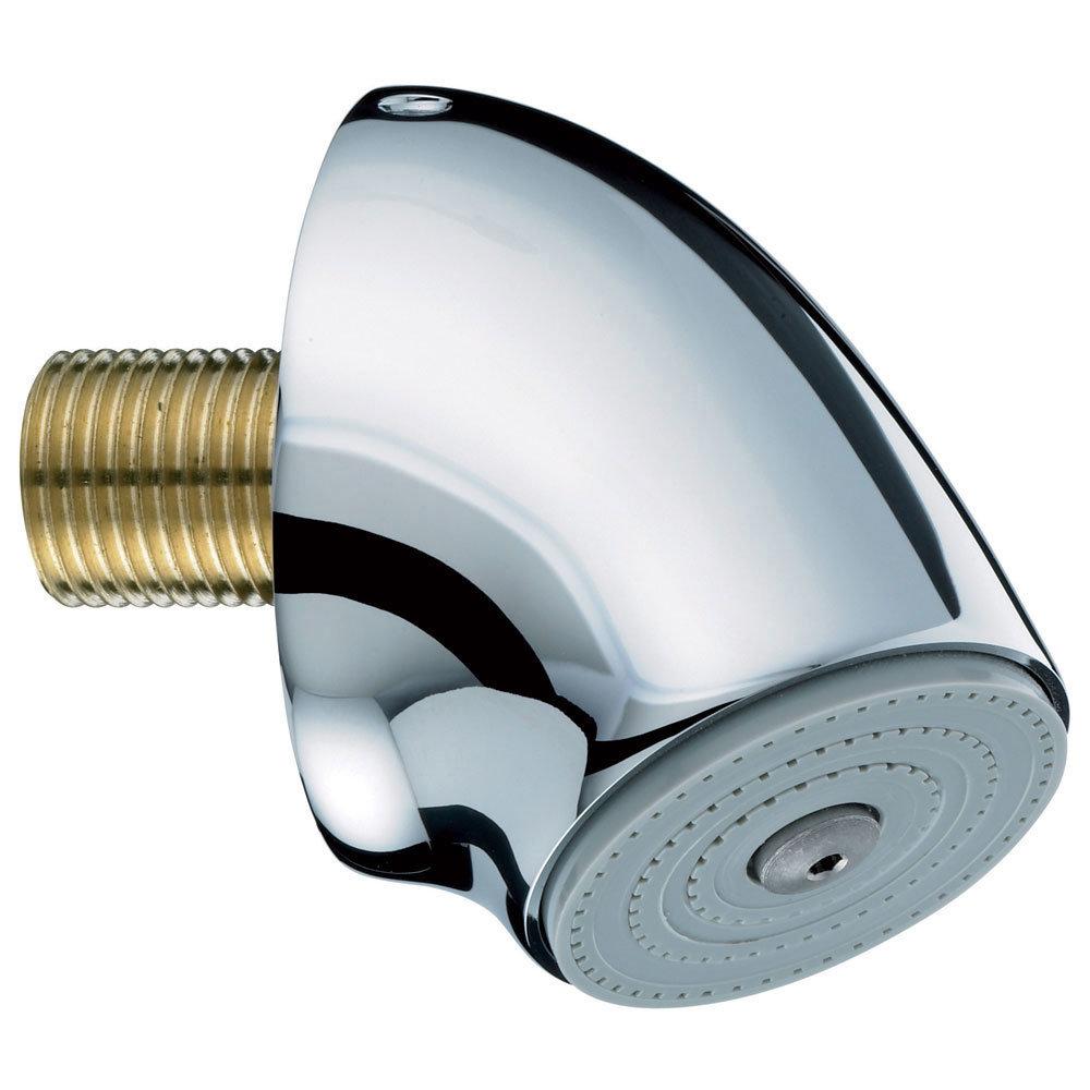 Bristan - Vandal Resistant Adjustable Fast Fit Duct Showerhead - VR3000FF-DUCT Large Image